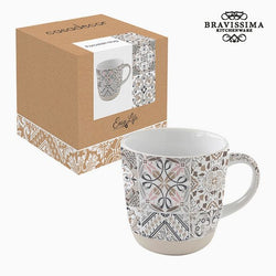 Taza Porcelana Mosaico by Bravissima Kitchen