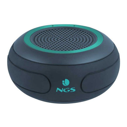 Altavoz Bluetooth Inalámbrico NGS RollerCreek 10w Menta