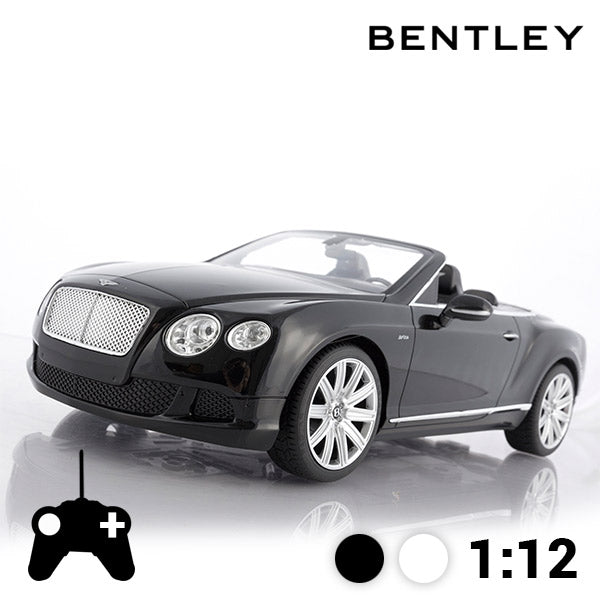 Coche Teledirigido Descapotable Bentley Continental GT