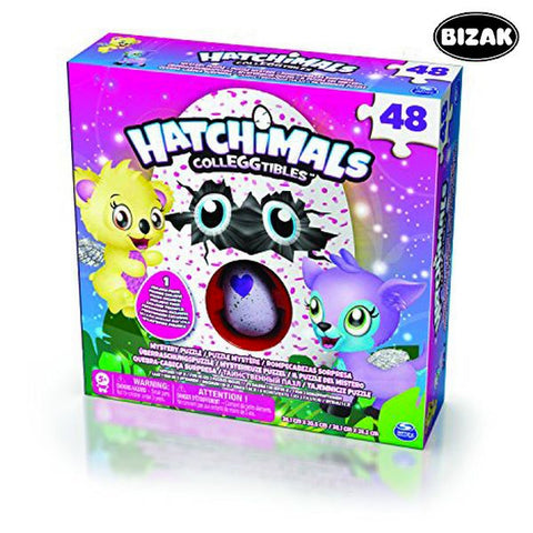Puzzle Infantil Hatchimals Bizak 61928470 (48 pcs)