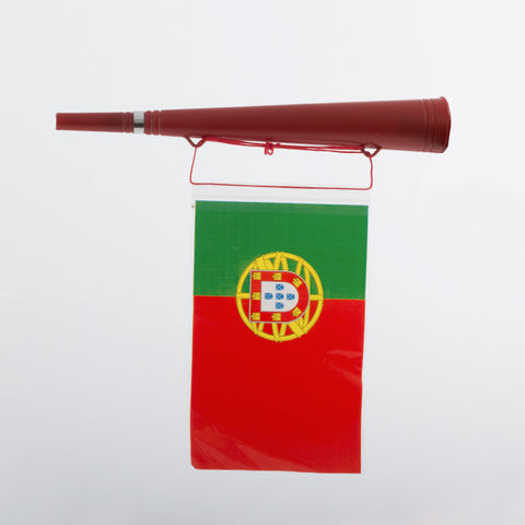 Trompeta Bandera de Portugal Th3 Party