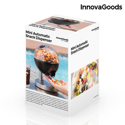 Dispensador Automático de Caramelos y Frutos Secos Mini InnovaGoods