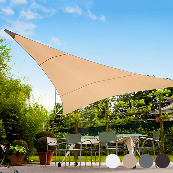 Toldo Vela Triangular Oh My Home (5 metros)