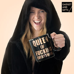Taza XXL Queen Gadget and Gifts