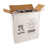 "Hairnet Polyester Soft Mesh 18"" Brown, Case 100x20"
