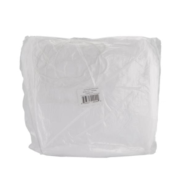 "Bouffant Cap 19"" 16 gsm White, Case 100x10"