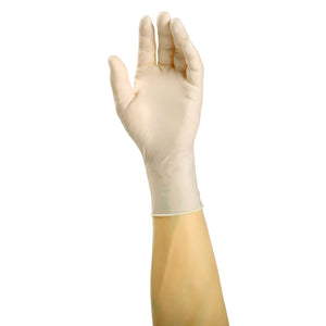 Glove Medical Exam Latex PF, Case 100x10