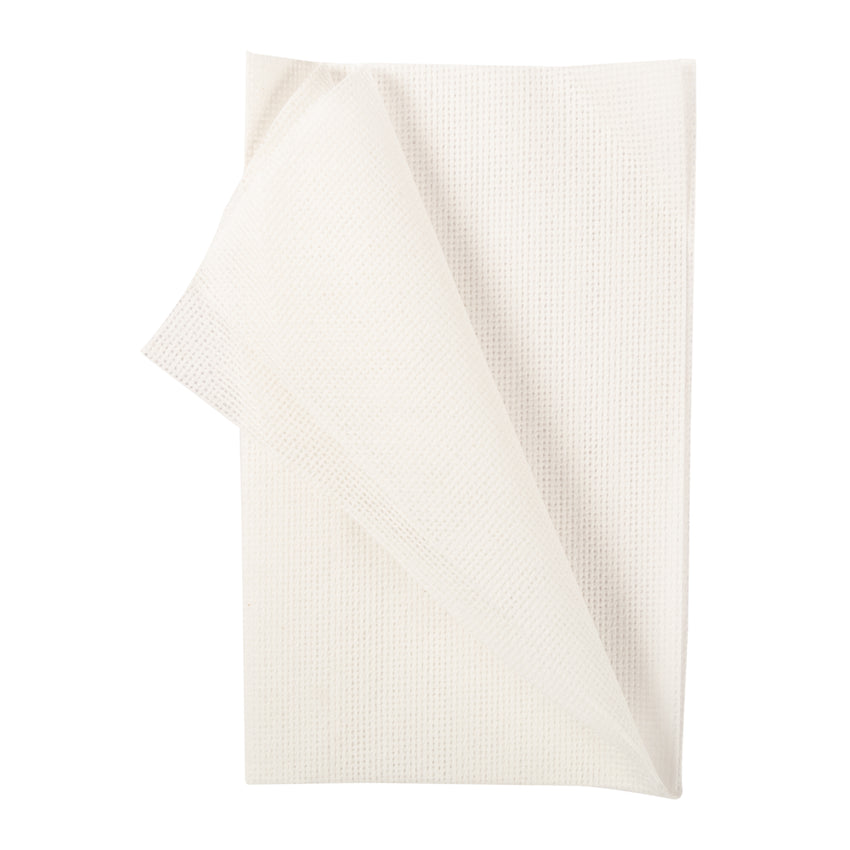 "Towel FS 13x21"" White, Case 100"