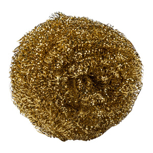 Scouring Pad Brass Large 35gm, Case 12x6