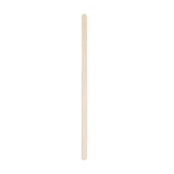 "Wooden Stirrer Coffee Round End 5.5"", Case 1000x10"