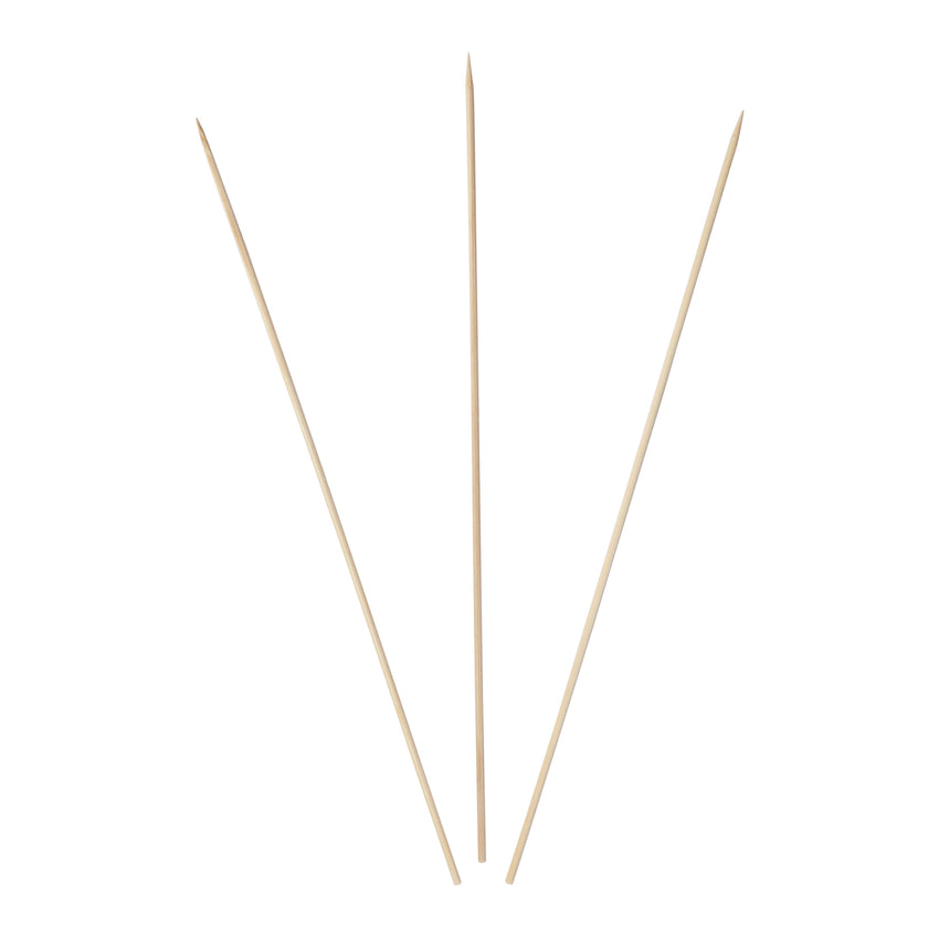 "Skewer Bamboo 12"", Case 100x25"