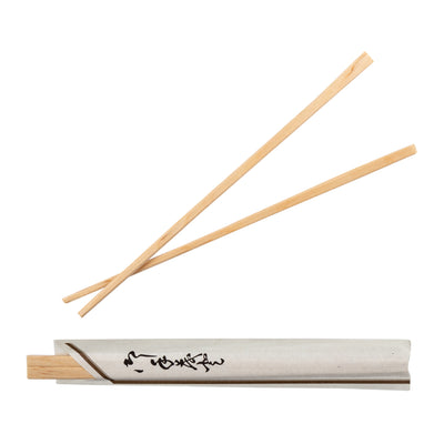 Chopstick Birch 3/4 Wrapped, Case 100x40