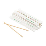 Chopstick Bamboo Fully Wrapped, Case 50x40