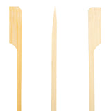 "Skewer Rifle Bamboo 4.5"", Case 100x25"