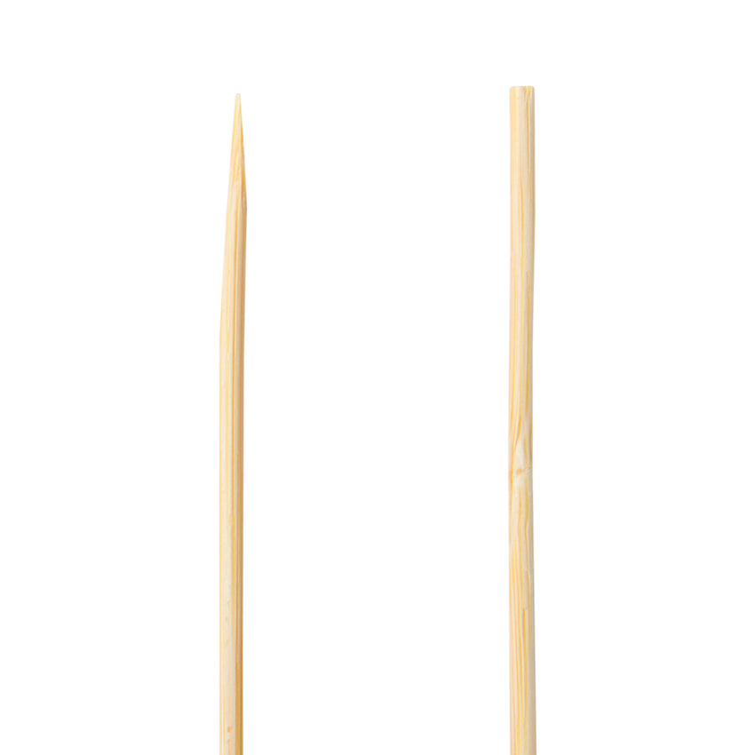 "Skewer Bamboo 6"" 3.8x150mm, Case 100x25x4"