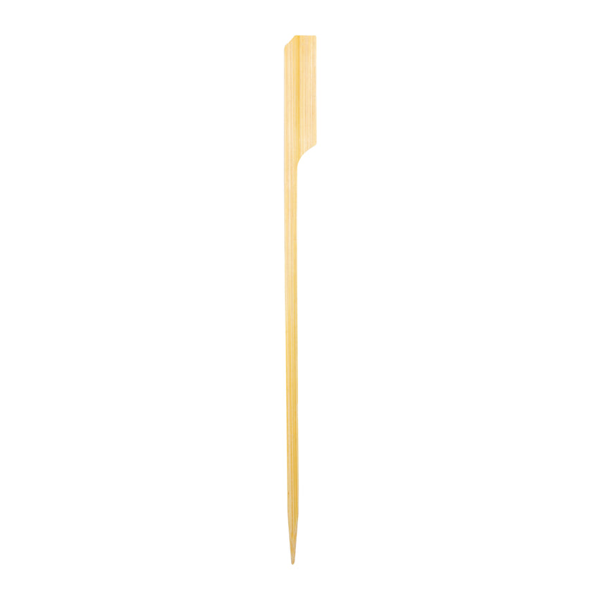 "Skewer Rifle Bamboo 6"", Case 100x25x4"