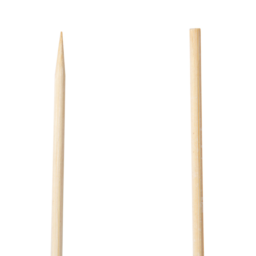 "Skewer Bamboo 8"", Case 100x25x4"