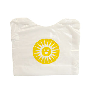 Bib Sunshine Design Colour Print Child, Case 500x4
