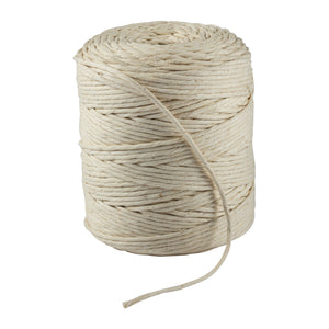 Butcher Twine Polished 2R 1lb Roll, Case 5x10