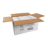 "Chef Hat Paper 9"" Flat Pack, Case 25x4"