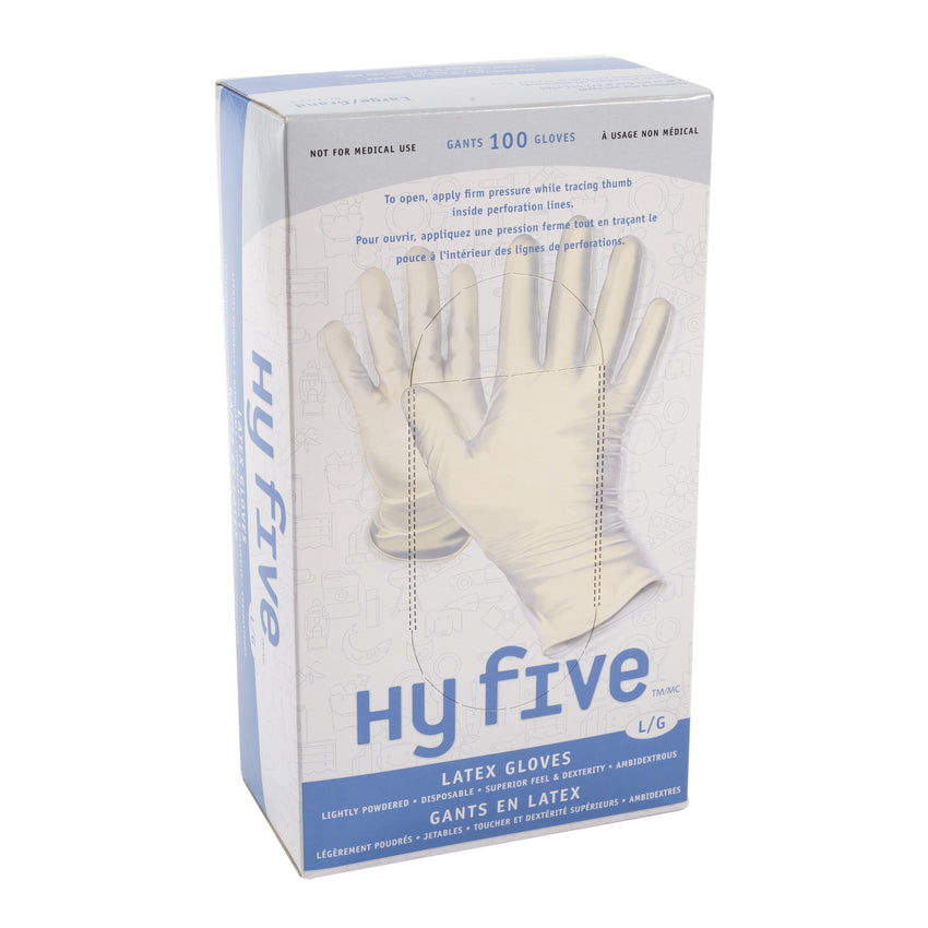 Glove FS Latex PD, Case 100x4