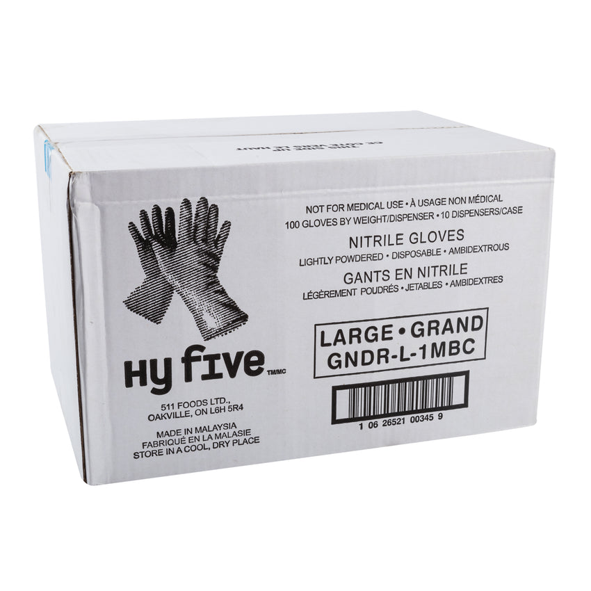 Glove Nitrile PD Blue Disp, Case 100x10