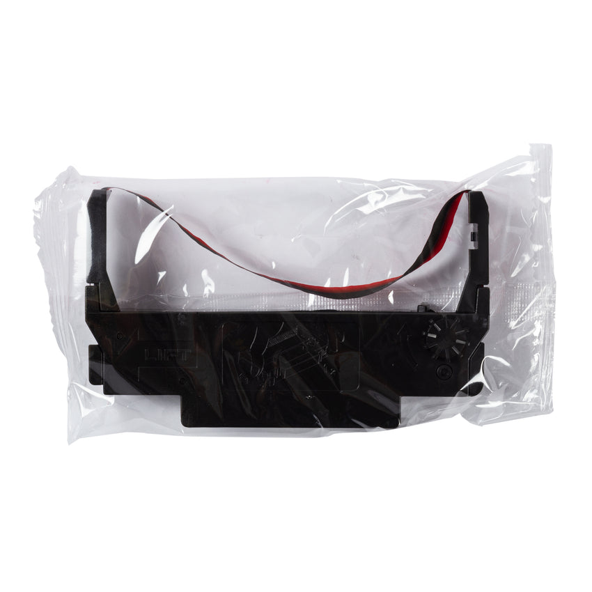 Epson Print Ribbon 30/34/38 Black/Red, Case 6