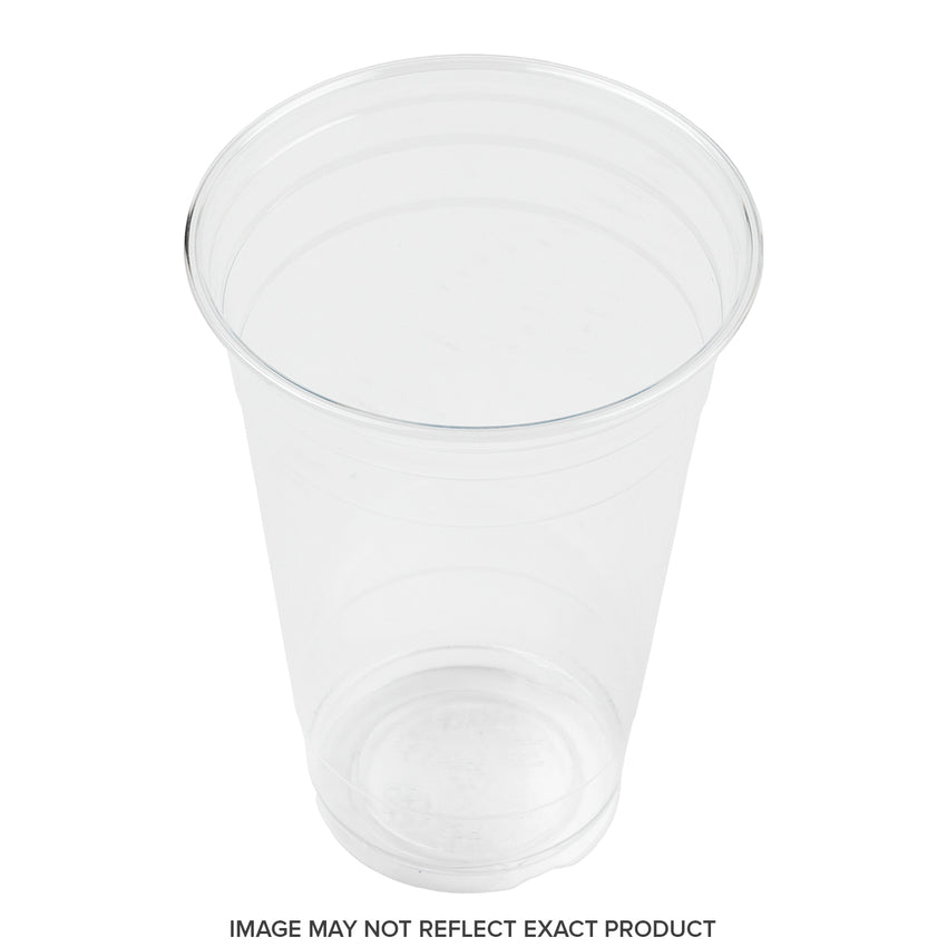 Hy Pax Cup PET 9Oz Clear, Case 20x50