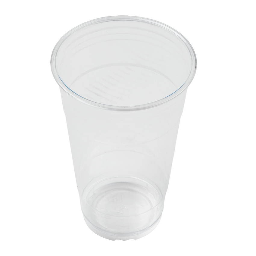 Hy Pax Cup PET 24Oz Clear