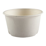 Take Out Food Container Bagasse 12oz, Case 125x8