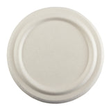 Lid for 12oz Bagasse Take Out Container, Case 125x8