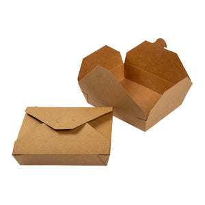 Take Out Food Container #11 Natural, Case 50x4