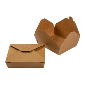 Take Out Food Container #12 Natural, Case 40x6