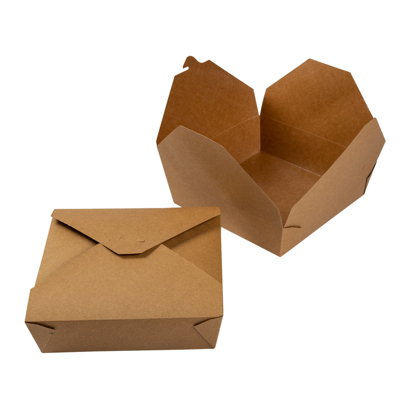 Take Out Food Container #5 Natural, Case 35x4