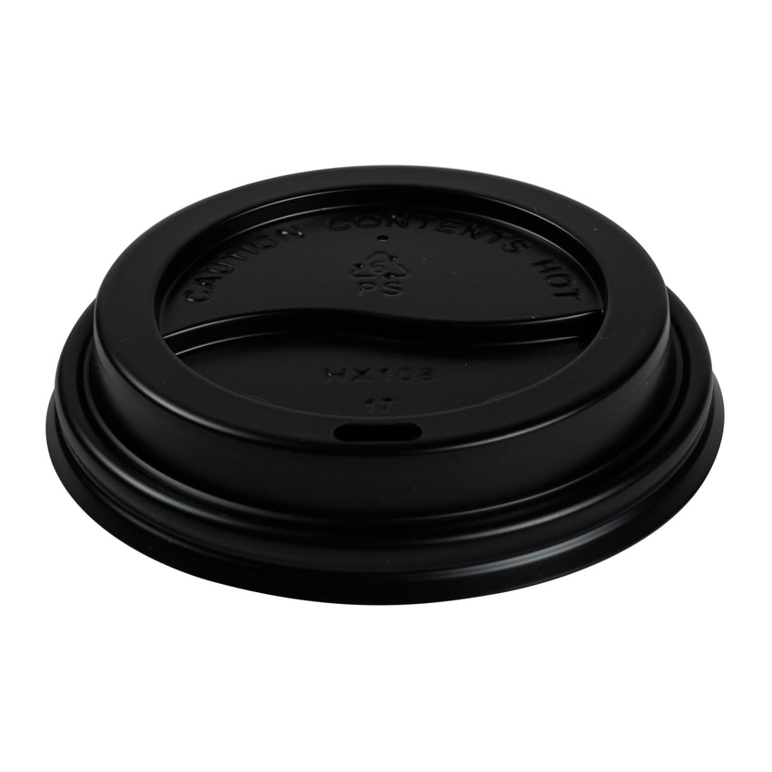 Lid Hot Cup 90mm, Case 50x20