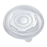 Lid for Paper Container 8oz, Case 1000