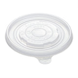 Lid for Paper Container 16oz, Case 500
