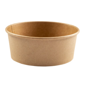 Bowl Kraft Paper 26oz, Case 50x6