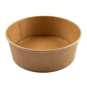 Bowl Kraft Paper 40oz, Case 50x6