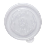 Lid for Paper Cup 4.5oz, Case 2000