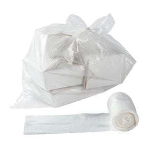 Garbage Bag 20x22 Regular Clear, Case 50x10