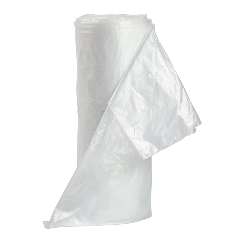 Garbag Bag 26x36 Regular Clear, Case 25x8