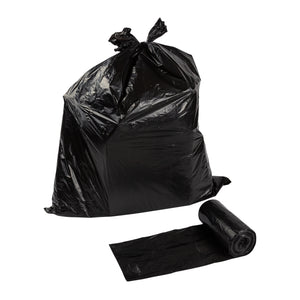 Garbage Bag 26x36 Strong Black, Case 25x8