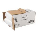 Garbage Bag 26x36 Strong Clear, Case 25x8