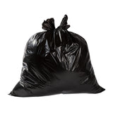 Garbage Bag 30x38 Regular Black, Case 25x4