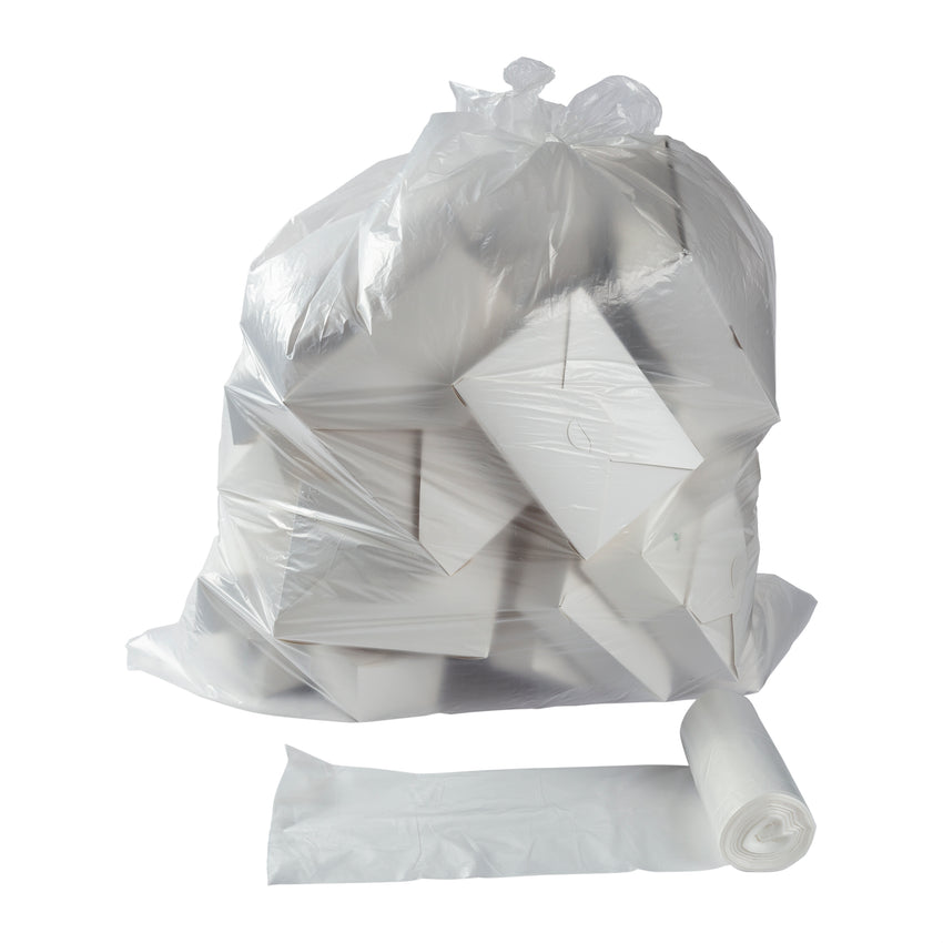 Garbage Bag 35x50 Strong Clear, Case 25x4
