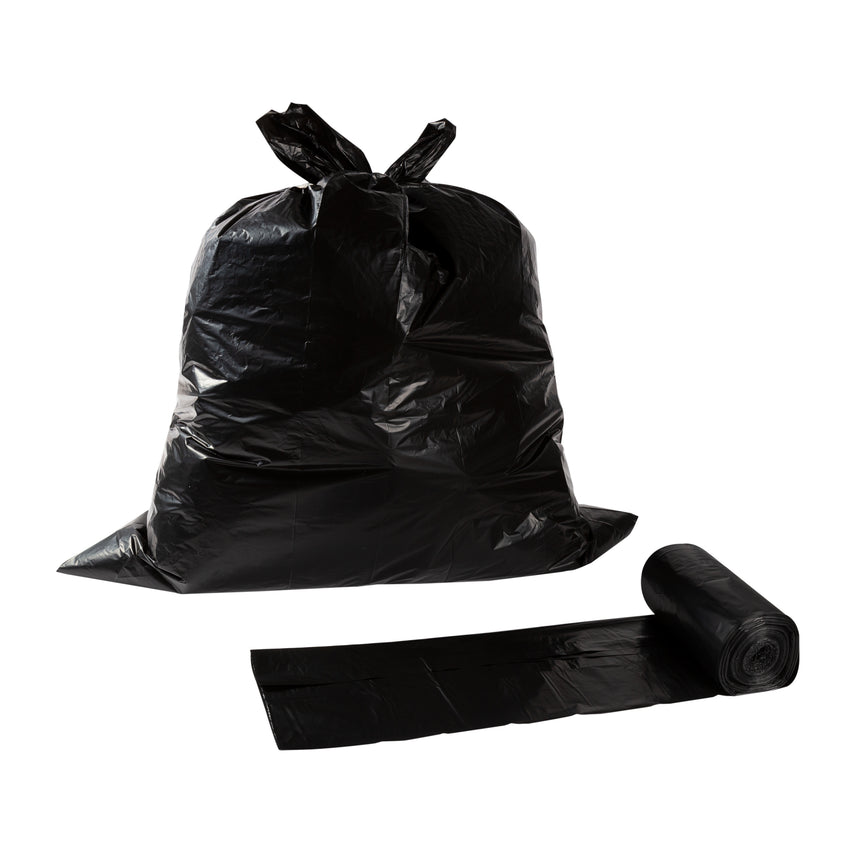 Garbage Bag 35x50 Extra Strong Black, Case 25x4