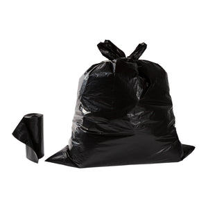 Garbage Bag 30x38 Extra Extra Strong Black, Case 25x4