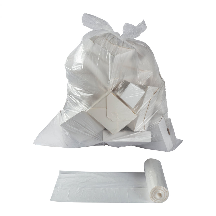 Garbage Bag 36x50 HD Natural, Case 25x8