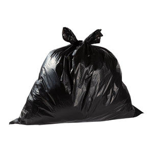 Garbage Bag 42x48 Extra Heavy Black, Case 25x4